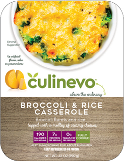 Broccoli AND RICE CASSEROLE, CULINEVO KITCHEN