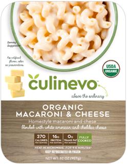 organic macaroni and cheese