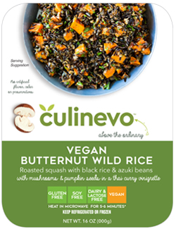 Vegan Wild Rice, Plant based, Culinevo