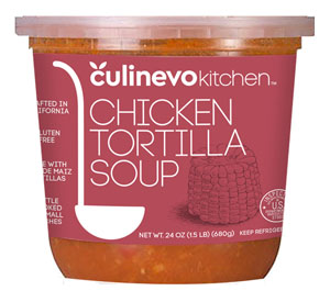 chicken tortilla soup, artisan crafted soups, culinevo kitchen